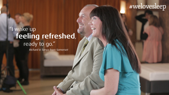 Richard and Tanya Quote