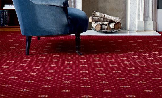 Patterned Carpets >