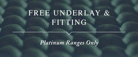 Free Undelay & Fitting