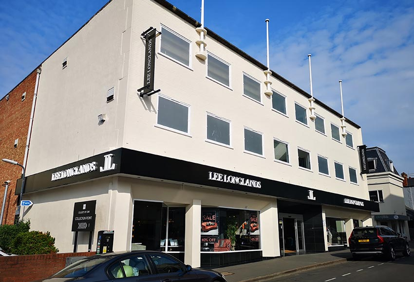 Lee Longlands Leamington Spa