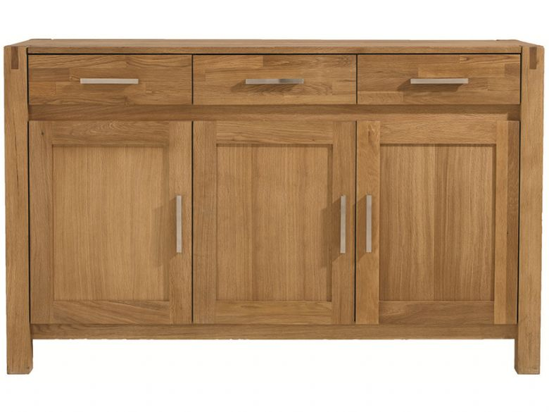 Duke oiled oak sideboard