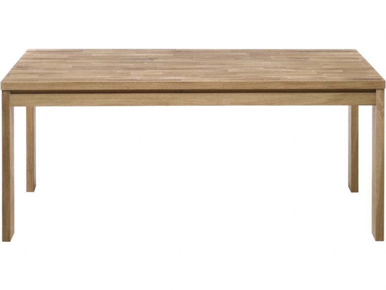 Oak 1.8m Dining Table