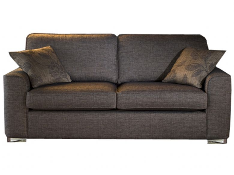 Alstons zurich 3 seater sofabed lee longlands for Sofa bed zurich