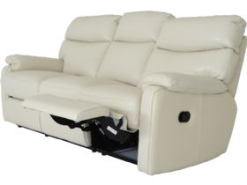 Scott 3 seater reclined