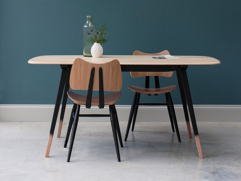 Ercol originals plank table graded finish