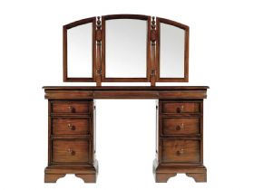 Thurso Bedroom Dressing Table With Mirror