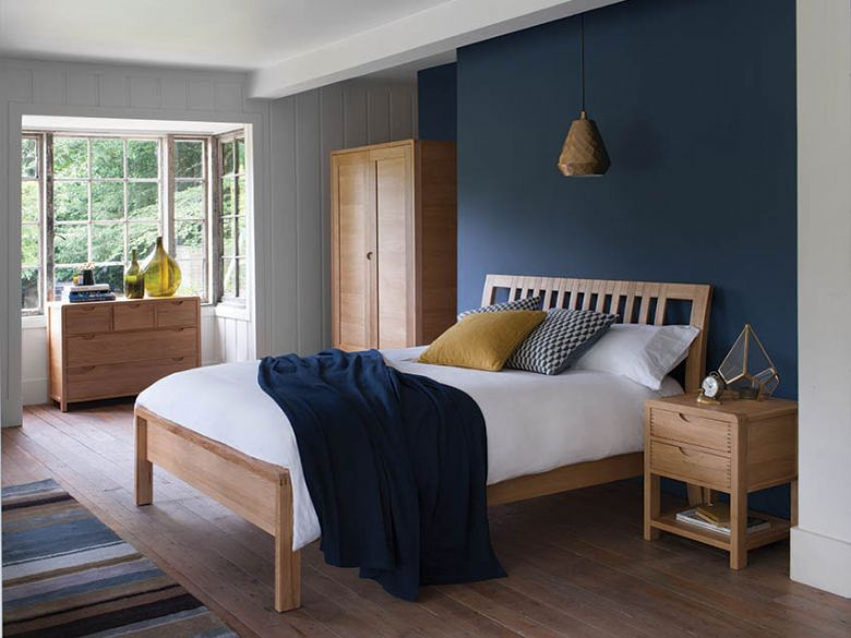 Ercol Bosco bedroom collection