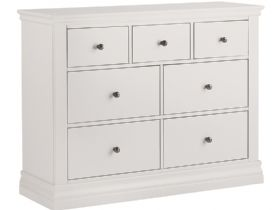 Painted 3+4 Drawer Chest