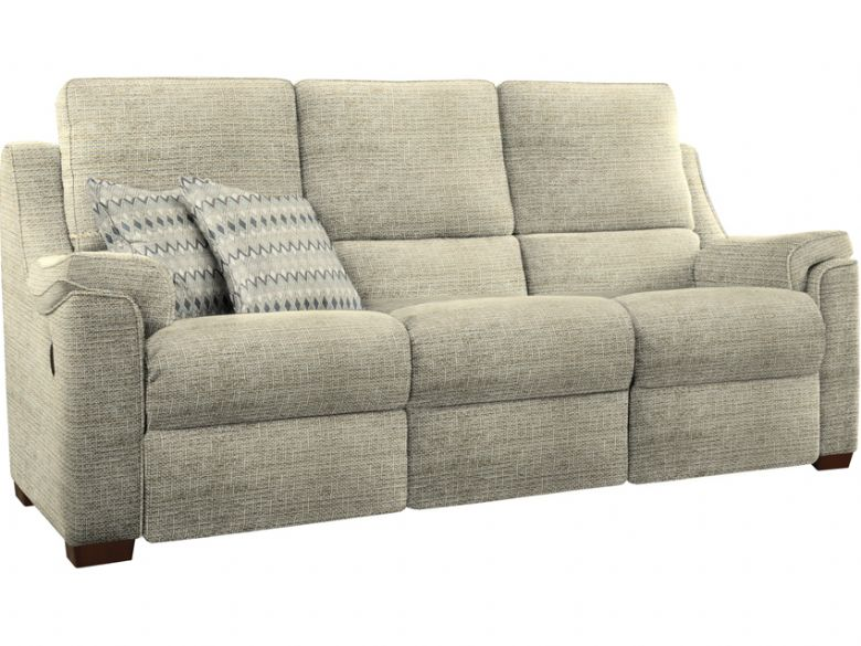 3 Seater Sofa-Double Power Recliner