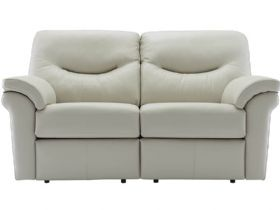 2 Seater Double Recliner Sofa