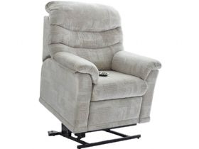 Malvern Soft Cover Elevate Chair Dual Motor