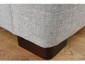 Kento Cream - Textured fabric