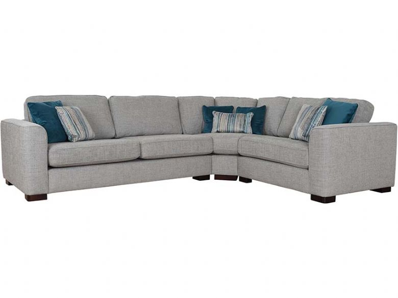 Alice Fabric Corner Group sofa