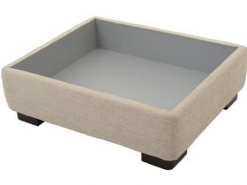 Ample storage space - removable top