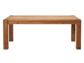 Oak 1.9m Dining Table