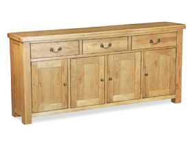 Oak Extra Large Sideboard