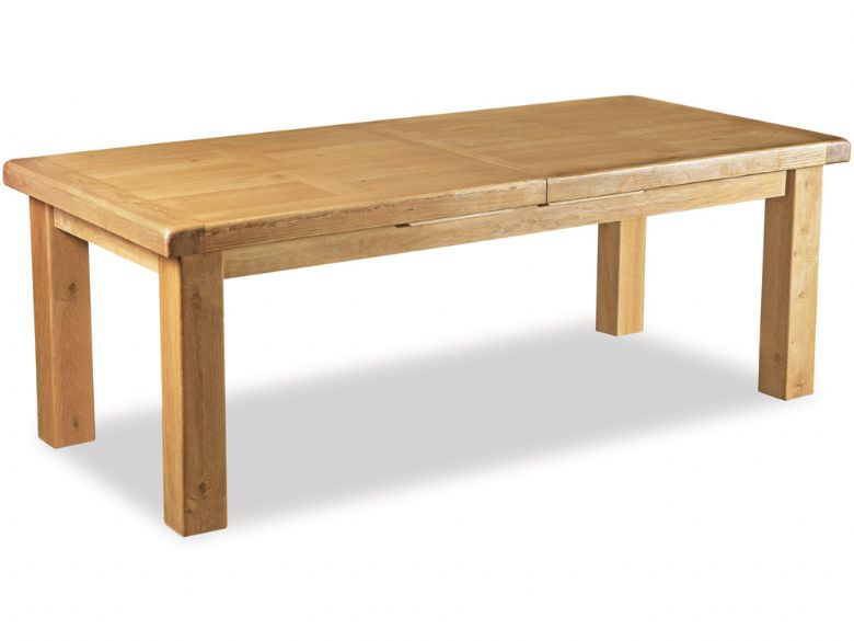 Oak 1.8m Extending Dining Table