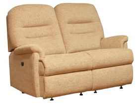 Rechargeable Power Reclining 2 Seater