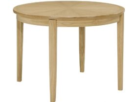 Nathan Furniture Shades Range Circular Extending Dining Table