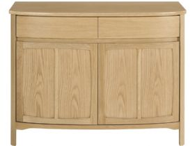 Shaped 2 Door Sideboard
