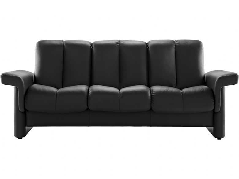 Low Back 3 Seater Sofa