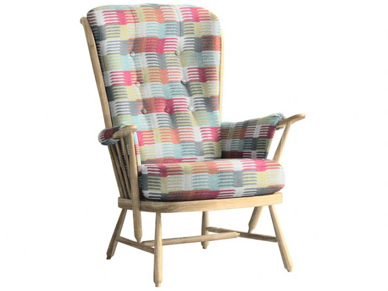 Ercol Evergreen High Back Easy Chair  sc 1 st  Lee Longlands : high back easy chair - Cheerinfomania.Com