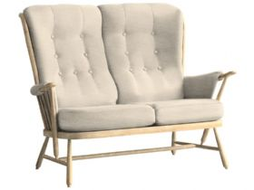 High Back 2 Seater Settee