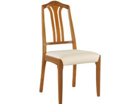 Slat Back Dining Chair