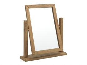 Bayonne Oak Mirror