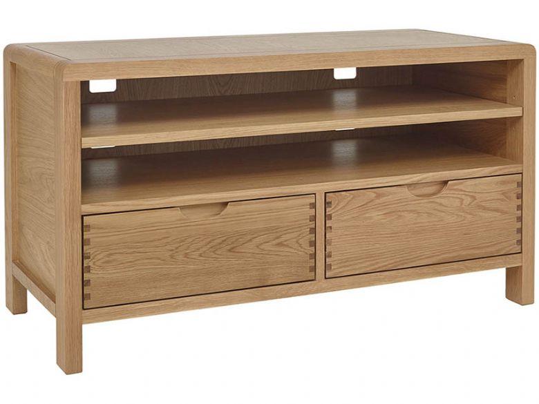 Merveilleux Oak TV Cabinet