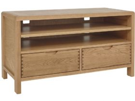Ercol Bosco Oak TV Cabinet