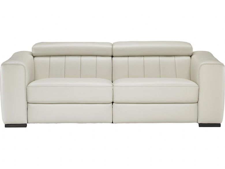 Natuzzi Editions Forza 3 Seater Leather Sofa