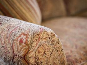 Parker Knoll Burghley detail