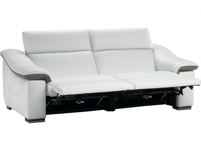 Double Power Recliner Sofa