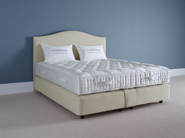 2'6 Small Single Divan Base & Mattress