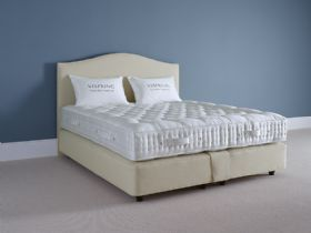 Vispring Shetland divan and mattress