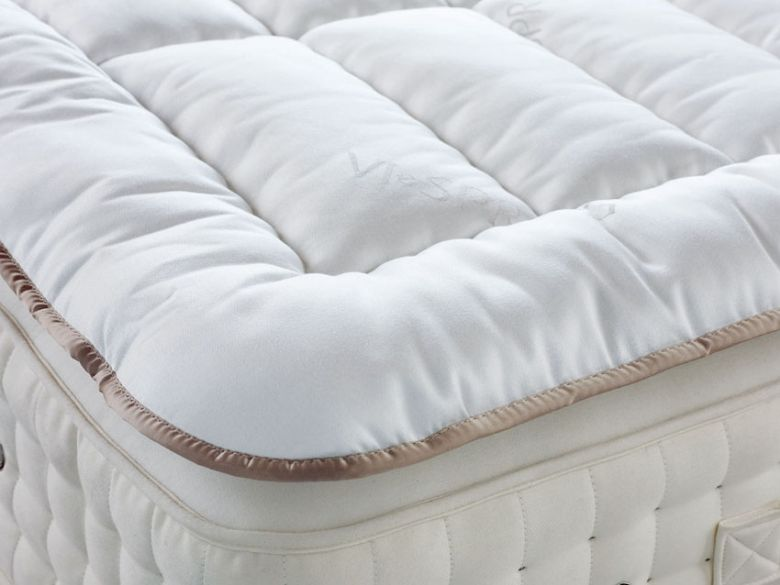 Vi Spring Heaven Luxury 6 0 Super King Mattress Topper