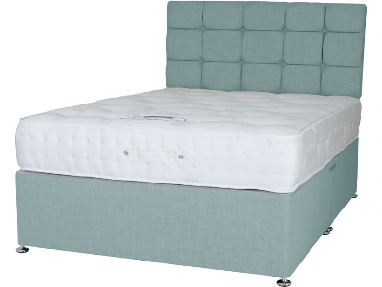 6'0 Super King Divan & Mattress