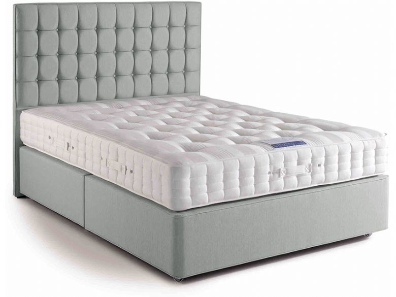 Hypnos orthocare 10 no turn 4 39 0 small double platform top for Divan base no mattress