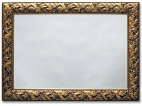 "Sherwood Gold Mirror 48""x38"""