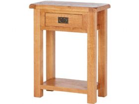 Fairfax Oak Telephone Table
