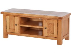 Fairfax Oak Large TV Unit