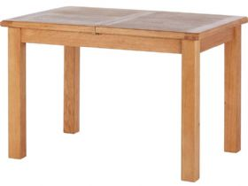 Oak Compact Extending Table