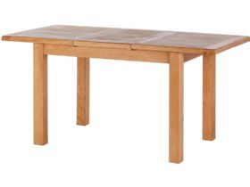 Compact Extending Table Open