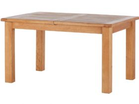 Oak Small Extending Table