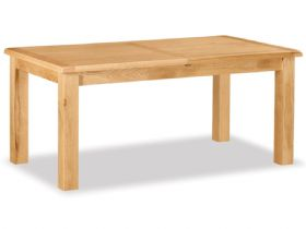 Oak Large Extending Table