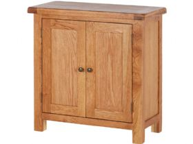 Fairfax Oak Mini Cupboard