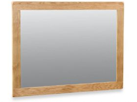 Fairfax Oak Mirror