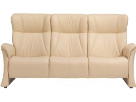3 Seater High Back Recliner Sofa