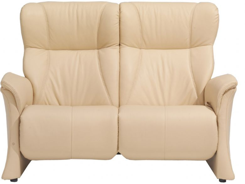 2 Seater High Back Recliner Sofa